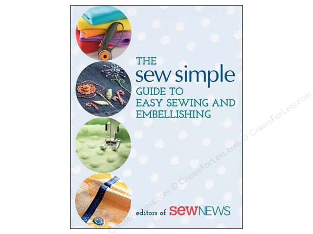 That Patchwork Place Sew Simple Guide To Easy Sewing & Embellishing Book