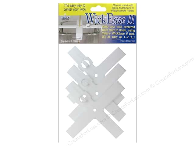 Yaley Wick Accessories Ease II Small 3pc