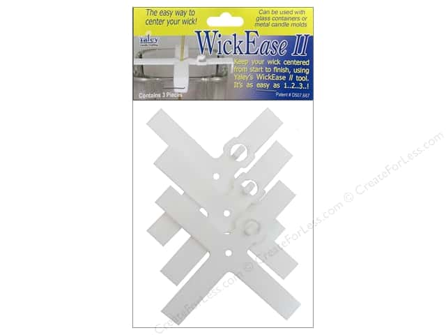 Yaley Wick Accessories Ease II Medium 3pc