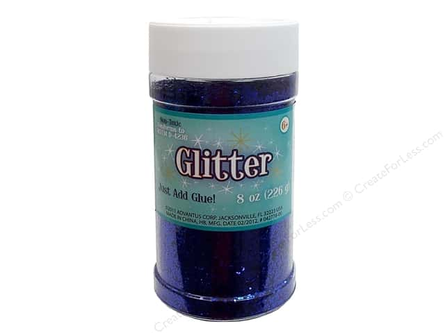 Sulyn Glitter 8 oz. Royal Blue