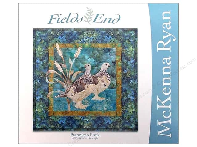 Pine Needles Fields End Ptarmigan Ptrek Pattern