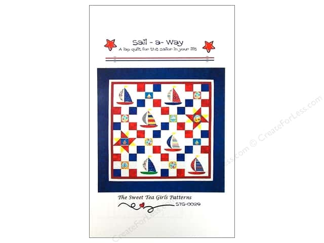 Sweet Tea Girls Sail A Way Pattern