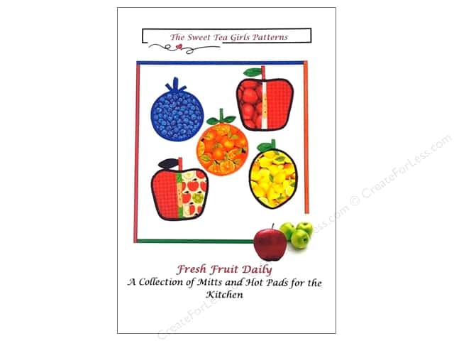 Sweet Tea Girls Fresh Fruit Daily Pattern