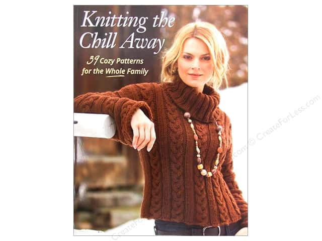 That Patchwork Place Knitting The Chill Away Book by Martingale