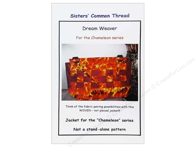 Sisters' Common Thread Dream Weaver Pattern