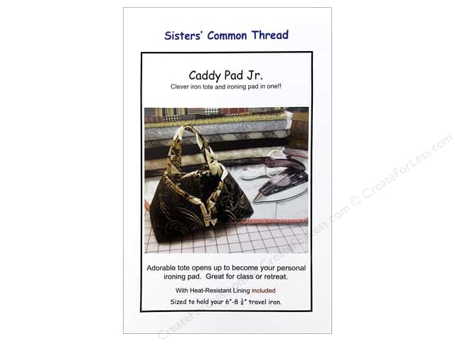 Sisters' Common Thread Caddy Pad Jr Pattern