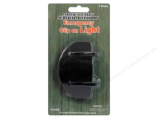 Pepperell Emergency Clip on Light