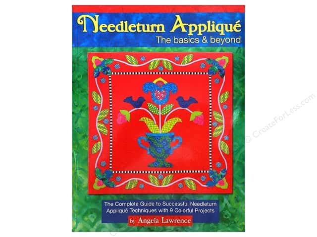 Landauer Needleturn Applique Book
