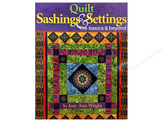 Landauer Quilt Sashings & Settings Book