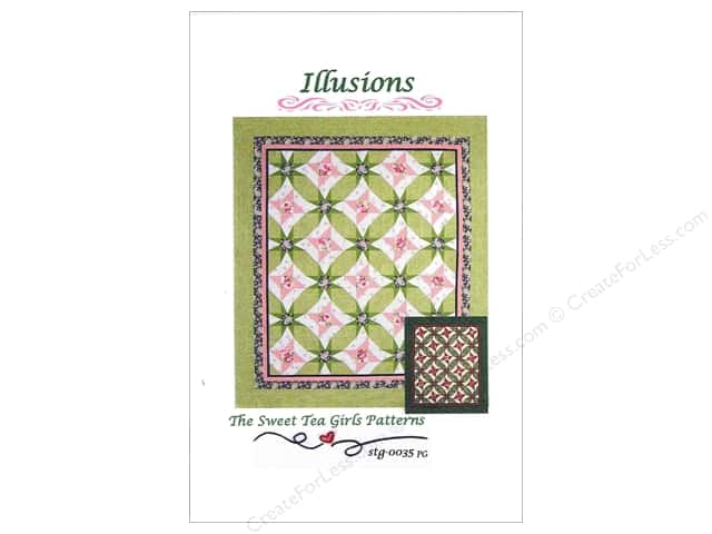 Sweet Tea Girls Illusions Pattern