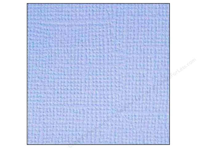 Doodlebug 12 x 12 in. Paper Textured Bubble Blue (25 sheets)