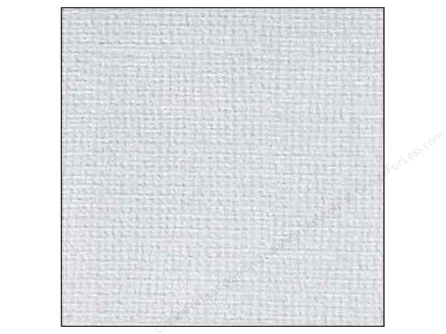 Doodlebug Paper 12 x 12 in. Textured Pearl Gray (25 sheets)