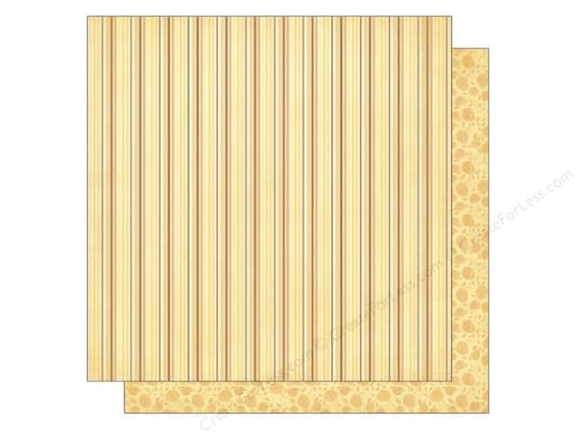 Best Creation 12 x 12 in. Paper Sew Pretty Collection Stripes (25 sheets)