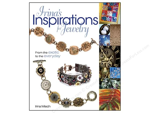 Kalmbach Publishing Co. Irina's Inspirations For Jewelry Book