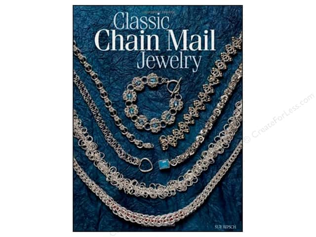 Kalmbach Publishing Co. Classic Chain Mail Jewelry Book