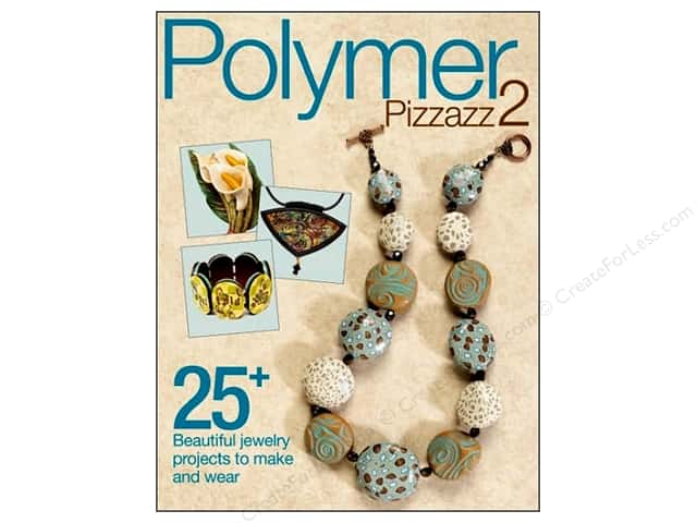 Kalmbach Publishing Co. Polymer Pizzazz 2 Book