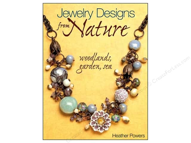 Kalmbach Publishing Co. Jewelry Designs From Nature Book