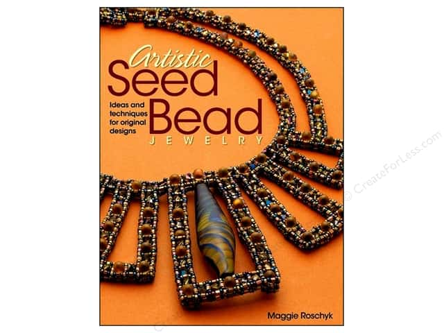 Kalmbach Publishing Co. Artistic Seed Bead Jewelry Book