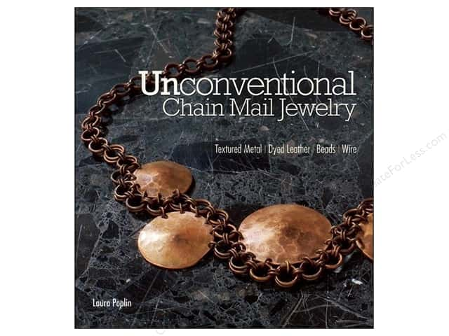 Kalmbach Publishing Co. Unconventional Chain Mail Jewelry Book