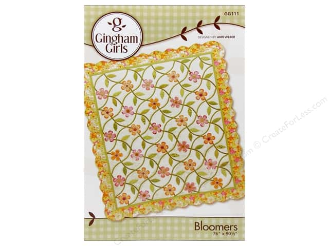 Gingham Girls Bloomers Pattern