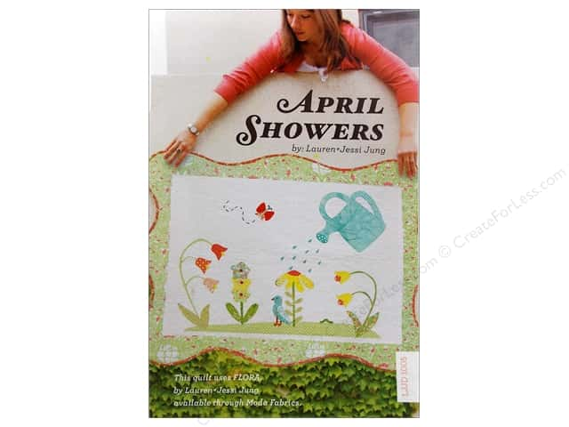 Lauren & Jessi Jung April Showers Pattern