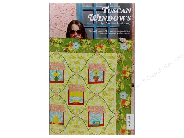 Lauren & Jessi Jung Tuscan Windows Pattern