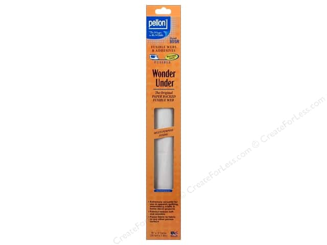 Pellon Wonder-Under Fusible Web 15 in. x 2 yd. White