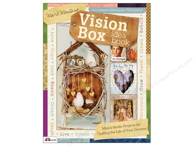 Design Originals Vision Box Idea Book Book