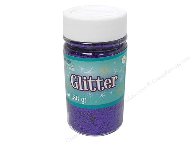 Sulyn Glitter 2 oz. Purple