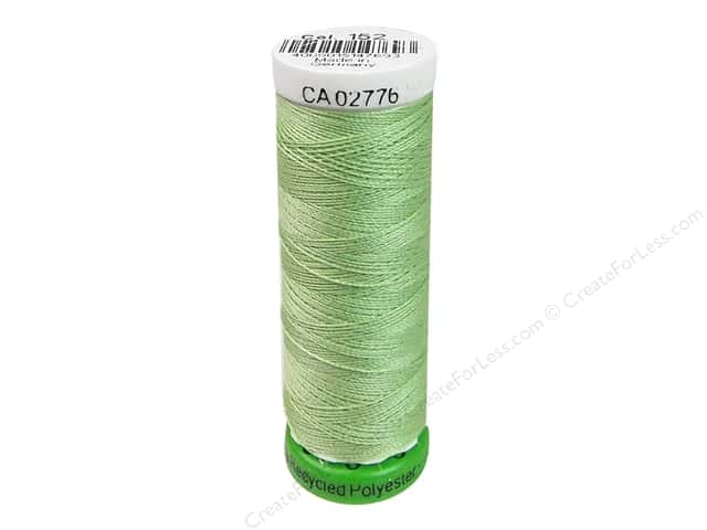 Gutermann Recycled Polyester Thread 110 yd. #152 Light Green
