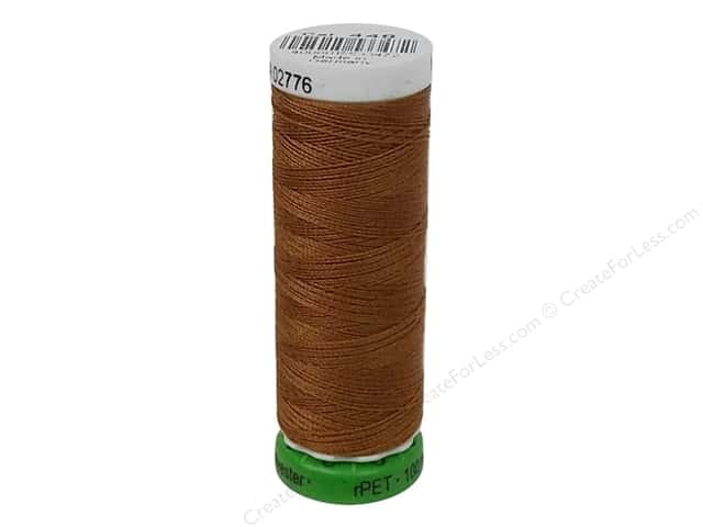 Gutermann Recycled Polyester Thread 110 yd. #448 Bittersweet