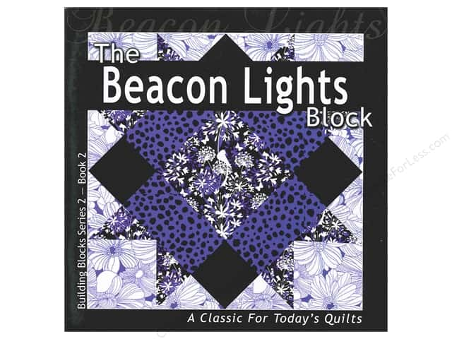 All American Crafts Series 2-#2 Beacon Lights Book