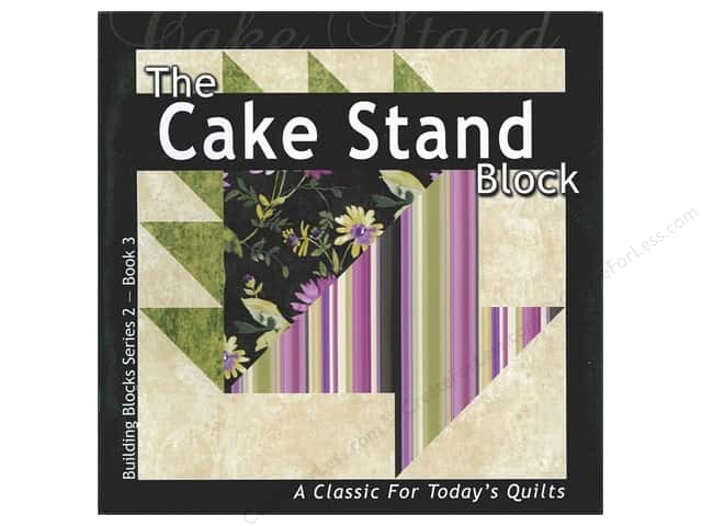 All American Crafts Series 2-#3 Cake Stand Book