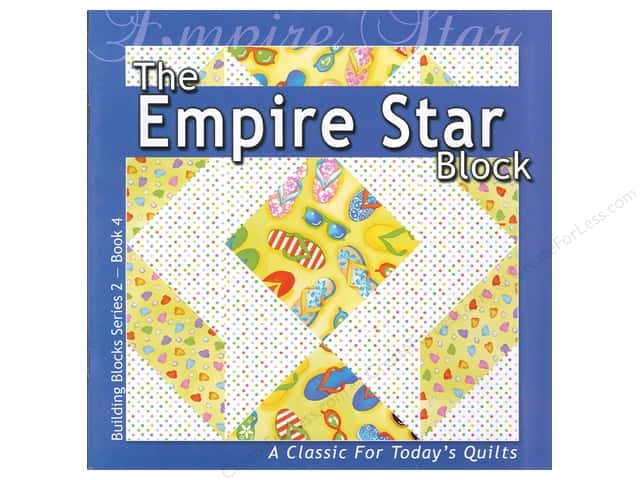 All American Crafts Series 2-#4 Empire Star Book