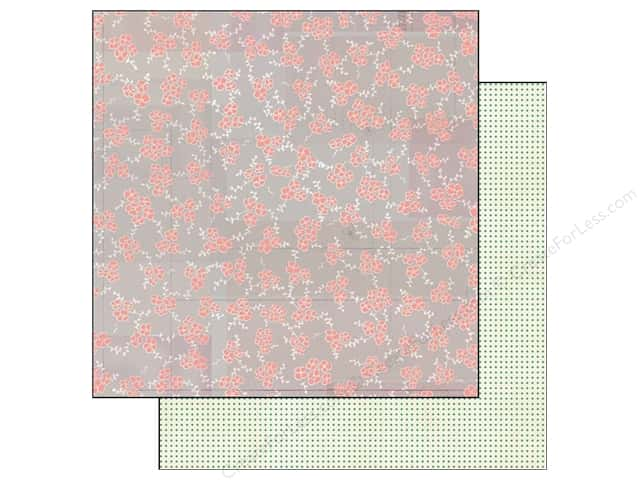 Crate Paper 12 x 12 in. Paper Acorn Ave Pecan Bakery (25 sheets)