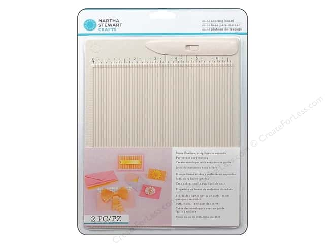 Martha Stewart Tools Scoring Board Mini