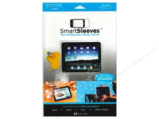 ClearBags SmartSleeves for Tablets 10 pc. iPad