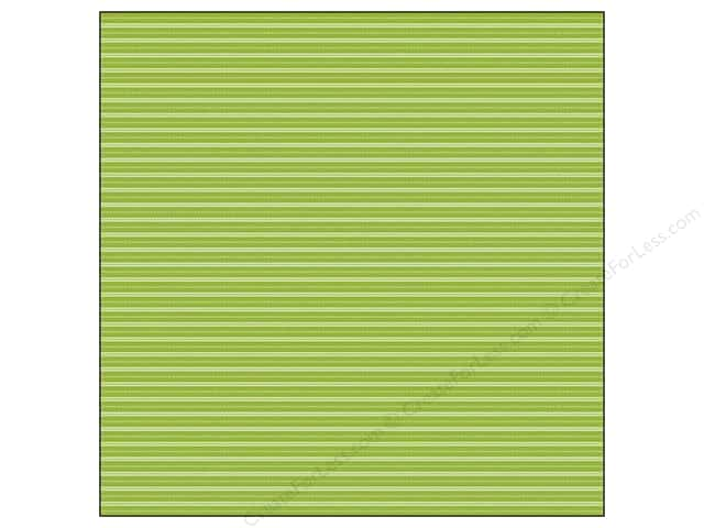 We R Memory Keepers 12 x 12 in. Washi Adhesive Sheet Lime (12 sheets)