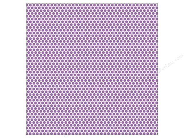 We R Memory Keepers 12 x 12 in. Washi Adhesive Sheet Purple (12 sheets)
