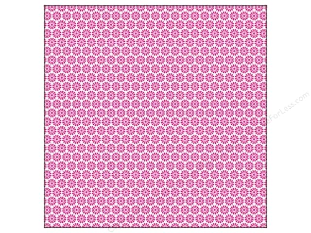 We R Memory Keepers 12 x 12 in. Washi Adhesive Sheet Pink (12 sheets)