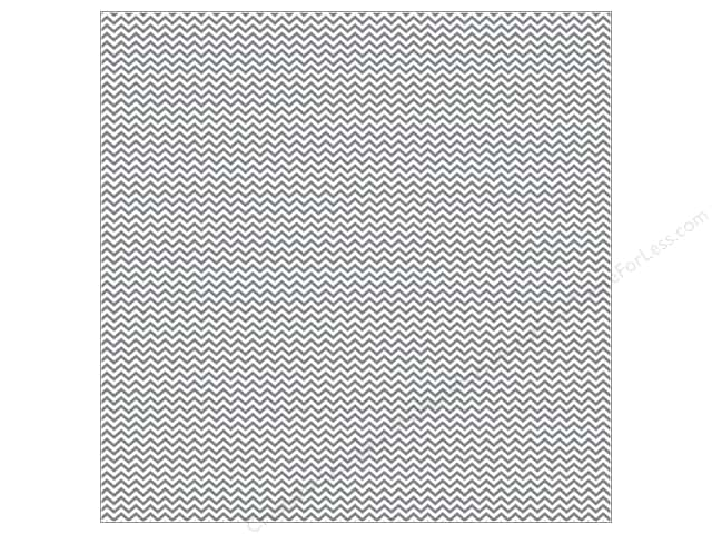 We R Memory Keepers 12 x 12 in. Washi Adhesive Sheet Grey (12 sheets)