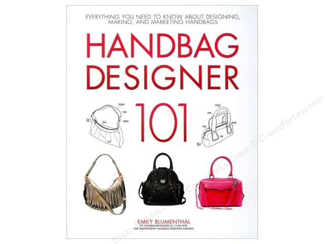 Voyageur Press Handbag Designer 101 Book