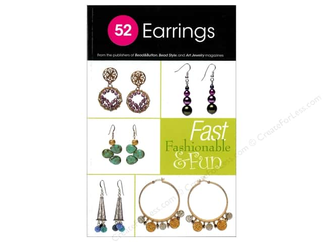 Kalmbach 52 Earrings Book