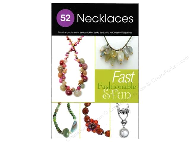 Kalmbach 52 Necklaces Book