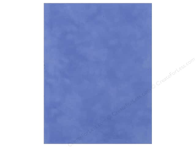 SEI Velvet Paper 8 1/2 x 11 in. Bay (12 sheets)