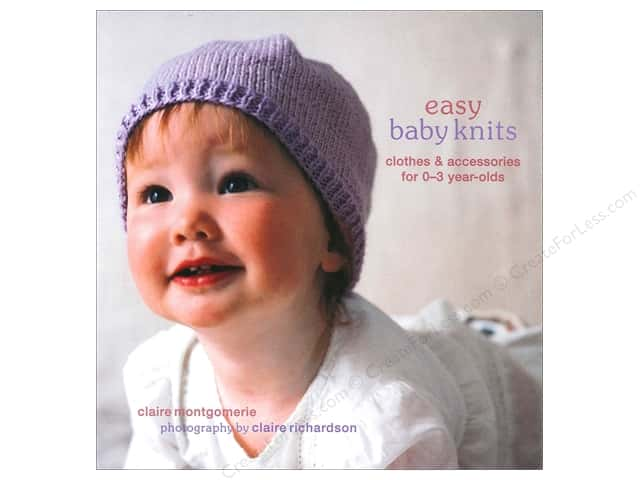 Ryland Peters & Small Easy Baby Knits Book