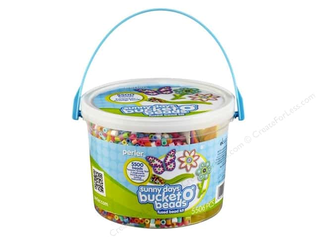 Perler Activity Bucket Sunny Days