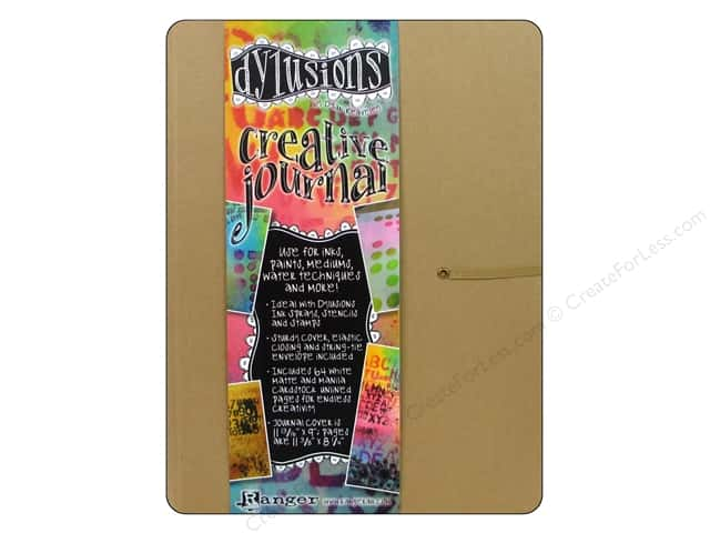 Ranger Dylusions Creative Journal - Large