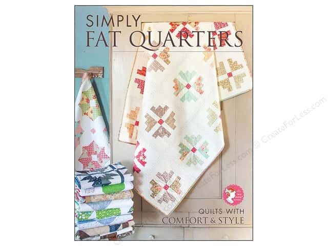 It's Sew Emma Simply Fat Quarters Book