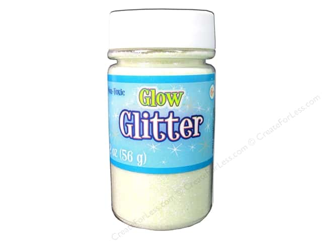 Sulyn Glitter 2 oz. Glow In The Dark